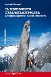 Il movimento dell'arrampicata