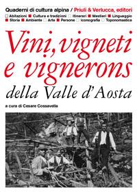 Vini, vigneti e vignerons della Valle d'Aosta